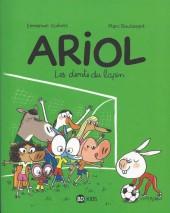 Ariol (2e Série) -9- Les dents du lapin