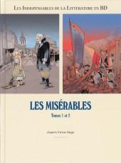 Les indispensables de la Littérature en BD -FL03- Les Misérables - Tomes 1 et 2