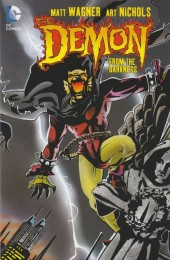 Demon (The) (1987) -INT- The Demon: From the Darkness