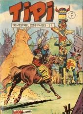 Tipi -7- Pecos bill la vallée des démons