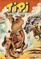 Tipi -8- Pecos bill le trésor de gold-bug