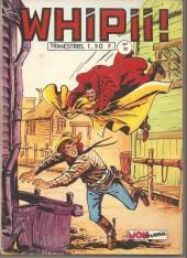 Whipii ! (Panter Black, Whipee ! puis) -39- Coronado Jim la ville morte