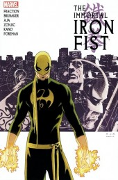 The immortal Iron Fist (2007) -INT- The Complete Collection volume 1