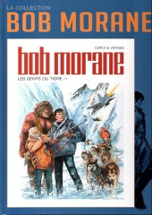 Bob Morane 11 (La collection - Altaya) -59- Les dents du Tigre - T1
