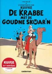 Tintin (en langues régionales) -9Courtraisi- De Krabbe met de Goudne Skoar'n