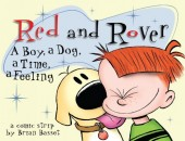 Red And Rover -1- Red and Rover: A Boy, A Dog, A Time, A Feeling
