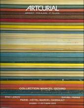 (Catalogues) Ventes aux enchères - Artcurial - Artcurial - Collection Marcel Gizard - samedi 17 octobre 2009 - Paris hôtel Dassault