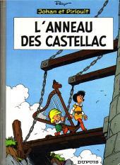 Johan et Pirlouit -11- L'anneau des Castellac