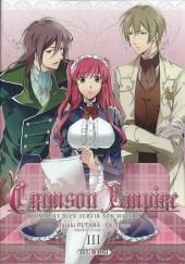Crimson Empire - Comment bien servir son maître -3- Tome 3