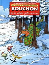 Bouchon le petit cochon (Les aventures de) -3- Bouchon et le vilain petit ourson