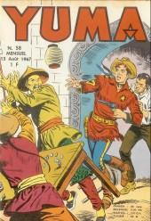 Yuma (1re série) -58- La nouvelle canton