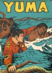Yuma (1re série) -43- La fosse aux piranhas