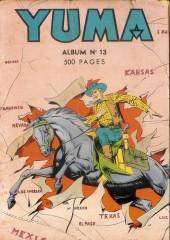 Yuma (1re série) -Rec013- Album N°13 (du n°49 au n°52)