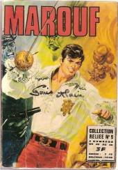 Marouf -Rec009- Collection reliée N°9 (du n°43 au n°46)