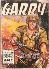 Garry (Impéria - 3e série) -Rec47- Collection Reliée N°47 (du n°301 au n°304)