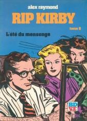 Rip Kirby -5- L'été du mensonge