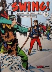 Capt'ain Swing! (1re série) -70- La tragédie de l'avant-poste n° 7