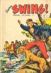 Capt'ain Swing! (1re série) -12- Les bandits de l'île aux rats