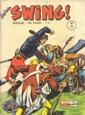 Capt'ain Swing! (1re série) -13- L'auberge de la terreur