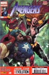 Avengers (Marvel France - 2013) -8- Message reçu