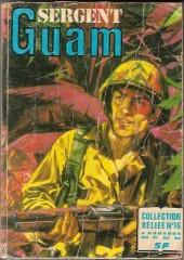 Sergent Guam -REC16- Collection reliée N°16