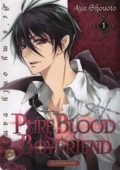 Pure Blood Boyfriend - He's my only vampire -1- Tome 1