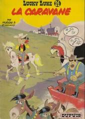 Lucky Luke -24a77- La caravane