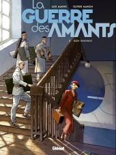 La guerre des Amants -2- Bleu Bauhaus