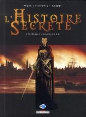 L'histoire secrète -INT02- L'Intégrale - Volumes 5 à 8