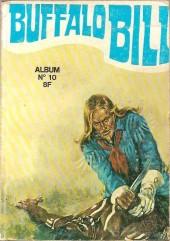 Buffalo Bill (Jeunesse et Vacances) -Rec10- Album N°10 (du n°28 au n°30)