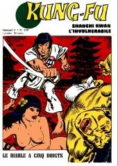 Kung-Fu -1- Le diable a cinq doigts