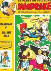 Mandrake (1re Série - Remparts) (Mondes Mystérieux - 1) -423- Mandrake et Big Ben Bolt