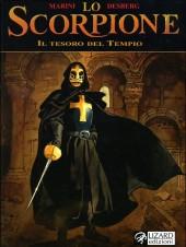 Scorpione (Lo) -6- Il tesoro del tempio