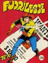 Tex (Tutto - Gigante - Mensile) -3- Fuorilegge