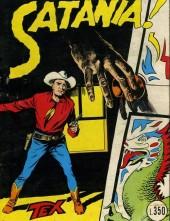 Tex (Tutto - Gigante - Mensile) -5- Satania!