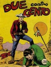 Tex (Tutto - Gigante - Mensile) -8- Due contro cento