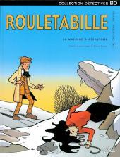 Rouletabille (Duchâteau/Swysen) -5- La machine à assassiner