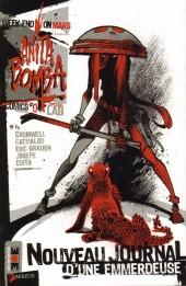 Anita Bomba -Comics0- Nouveau journal d'une emmerdeuse