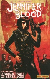 Jennifer Blood (2011) -INT01- Volume One: A Woman's Work Is Never Done