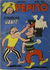 Pepito (1re Série - SAGE) -9- Le château hanté