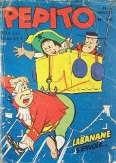 Pepito (1re Série - SAGE) -20- La Banane s'envole...