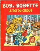 Bob et Bobette -46- Le Roi du Cirque