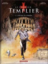 Le dernier templier -5- L'œuvre du démon