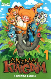 Animal Kingdom -1- Tome 1