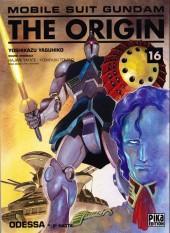 Mobile Suit Gundam - The Origin -16- Odessa - 2e partie