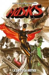 Masks -2- La Loi et la Justice