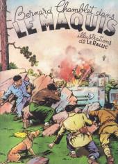 Bernard Chamblet -2Coffret- Bernard Chamblet dans le Maquis