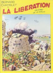 Bernard Chamblet -3Coffret- Bernard Chamblet à la Libération