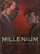 Millénium -3- La fille qui rêvait d'un bidon d'essence et d'une allumette - Première partie