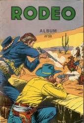 Rodéo -REC050- Album N°50 (du n°267 au n°270)